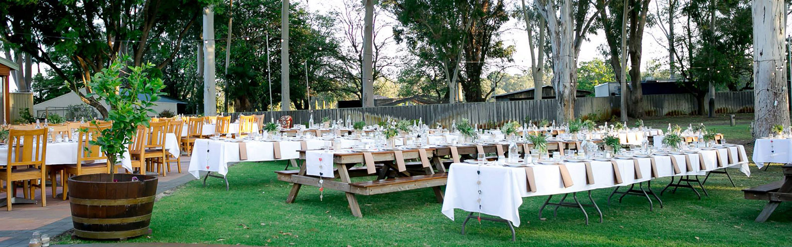 Swan Valley Function Venue Perth